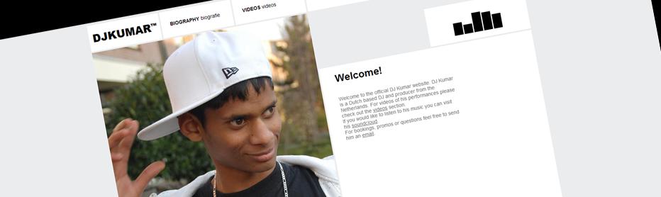 Website DJ Kumar