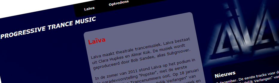 Website Laiva